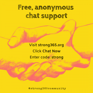 Free anonymous chat support